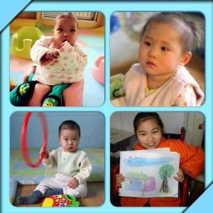 babies x 4