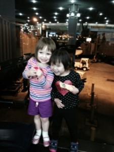 Emme & Evie 1