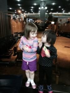 Emme & Evie