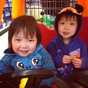 Evie & Eli 1