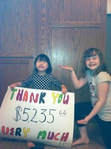 Gracie fund raiser
