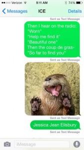 Dan's text