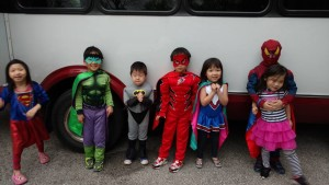 Super Hero Day 2016
