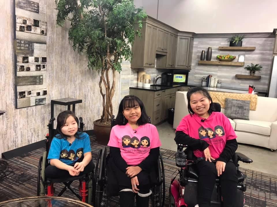 Chairs4Change (Jasmine's Story)